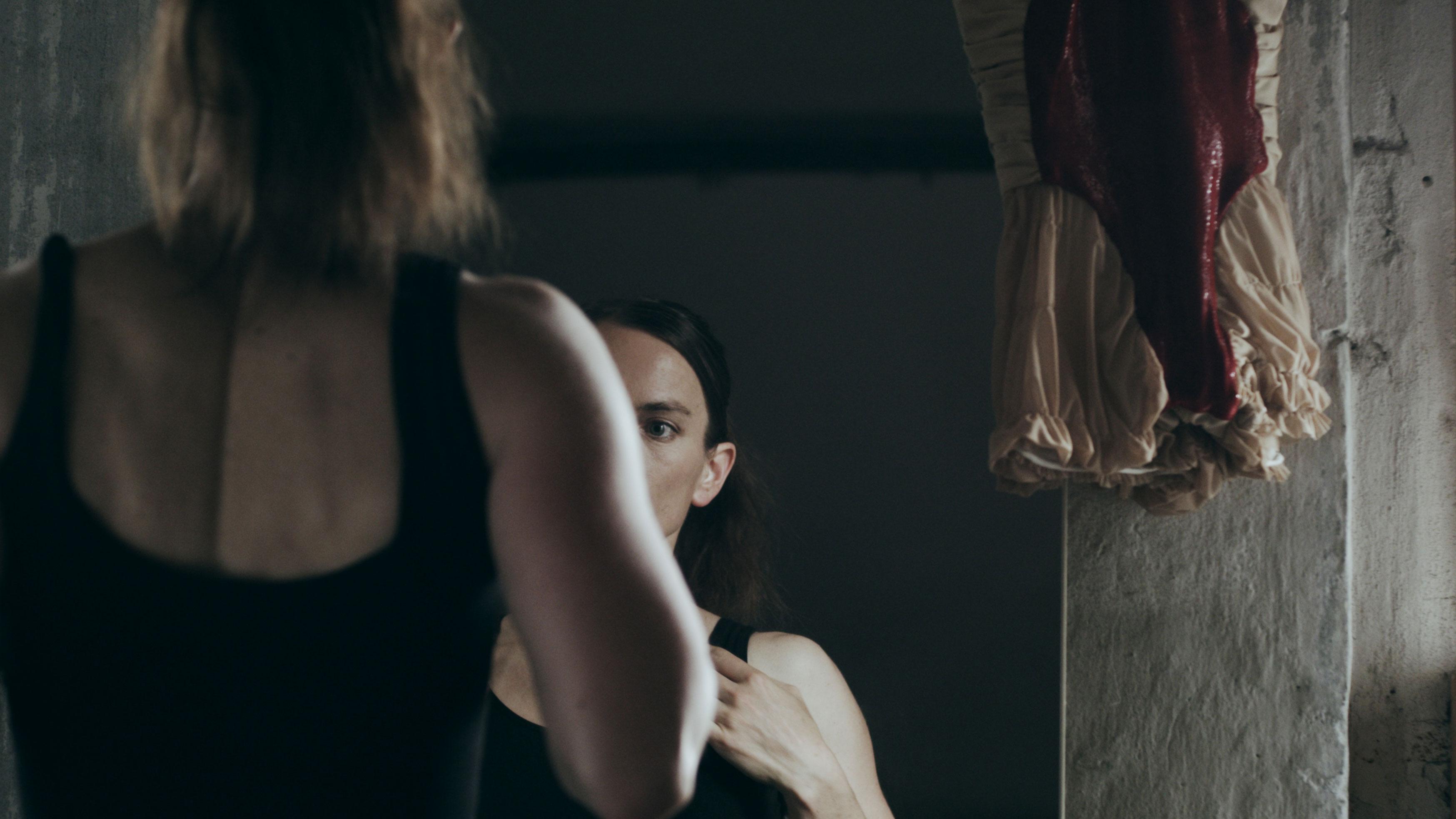 Filmstill: Louise Leers, Foto: Thomas Kelling
